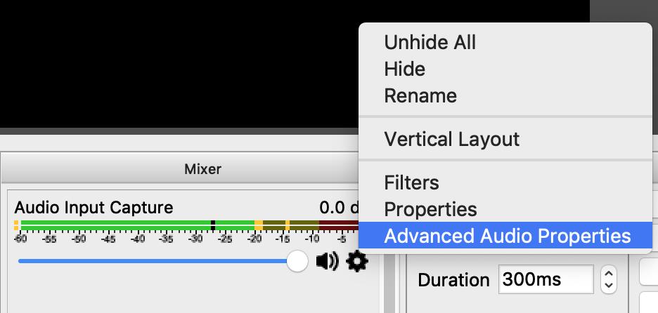 Streaming with OBS + DDJ-1000 (Mac) + External Input