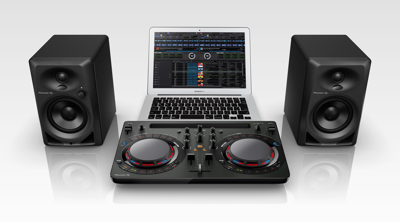 pioneer dj announces the new ddj wego4 wedj app pioneer dj